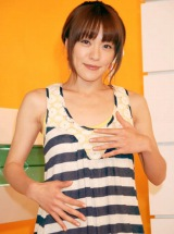 NHK『みんなの手話』で6代目の司会を務めるSPEEDの今井絵理子 (C)ORICON DD inc.