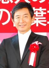 下着を贈りたい父、石田純一が4連覇
