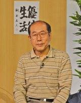 TV収録後にインタビューに応える桐谷広人氏(C)oricon ME inc.
