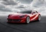 フェラーリの最新フラッグシップモデル「Ferrari 812 Superfast」