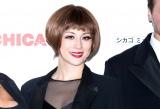 5年ぶりに『CHICAGOシカゴ』ロキシーを演じている米倉涼子/PH:白石文丈