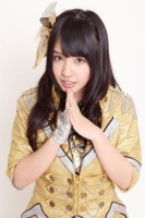 NMB48の山田菜々  撮影:鈴木健太
