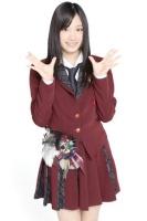 SKE48の矢神久美  撮影:鈴木健太