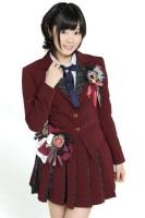 SKE48の金子栞  撮影:鈴木健太