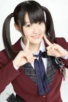 SKE48の木本花音  撮影:鈴木健太