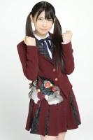 SKE48の松本梨奈  撮影:鈴木健太