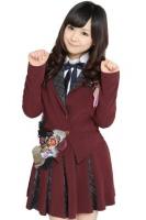 SKE48の平松可奈子  撮影:鈴木健太