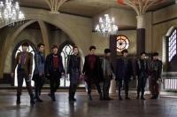 SUPER JUNIORのシングル「Opera」MVオフショット