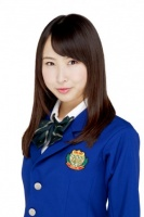 NMB48 チームMの島田玲奈.