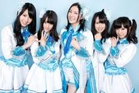 SKE48の(左から)高田志織、木本花音、松井珠理奈、高柳明音、平松可奈子  (撮影:片山よしお)