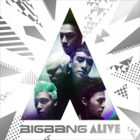BIGBANGのアルバム『ALIVE』【ローソン・HMV限定盤】