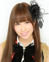 『第4回AKB48選抜総選挙』速報順位 第17位 河西智美(AKB・B) 得票数:3227票