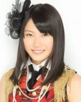 『第4回AKB48選抜総選挙』速報順位 第12位 横山由依(AKB・K) 得票数:4301票