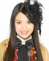 『第4回AKB48選抜総選挙』速報順位 第16位 北原里英(AKB・B) 得票数:3302票