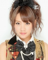 『第4回AKB48選抜総選挙』速報順位 第5位 高橋みなみ(AKB・A) 得票数:8955票