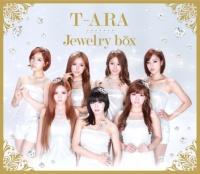 T-ARAの1stアルバム『Jewelry box』(ダイヤモンド盤)