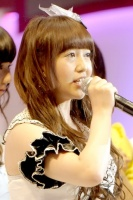 『第4回AKB48選抜総選挙』<br>21位 佐藤亜美菜(AKB・B) 得票数:17009票<br>悔し涙は流さないと決めていました。これは嬉し涙なんです。名前を呼んでいただいて凄く嬉しく思います!!