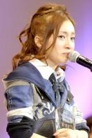『第4回AKB48選抜総選挙』<br>16位 梅田彩佳(AKB・K) 得票数:24522票<br>苦しいことが99%であったとしても、1%うれしいことがあるなら前を向いてがんばります。これからも私の足跡を見ていてください。