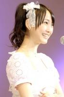 『第4回AKB48選抜総選挙』<br>10位 松井玲奈(SKE・S) 得票数:42030票<br>応援してくれる皆さんへのありがとうという言葉しか出てこなくて。皆さんの力がなかったら私はとても地味で冴えない女の子。素敵な場所をありがとう。