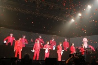 "2PMライブ『2PM LIVE 2012 ""Six Beautiful Days""』の様子"