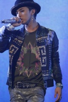 『BIGBANG ALIVE TOUR 2012 IN JAPAN』のG-DRAGON