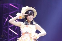 『第1回ゆび祭り〜アイドル臨時総会〜』での指原莉乃(HKT48)