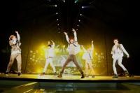 SHINee(左からキー、ミンホ、テミン、オンユ、ジョンヒョン)