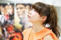 仲里依紗 映画『BRAVE HEARTS 海猿』インタビュー(写真:片山よしお)<br>⇒