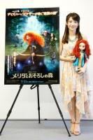 大島優子 映画『メリダとおそろしの森』インタビュー(写真:片山よしお)<br>⇒