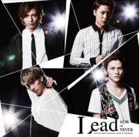 Leadのアルバム『NOW OR NEVER』【初回盤A】