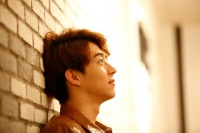 パク・ユファン ドラマ『千日の約束』インタビュー(写真:片山よしお)<br>⇒
