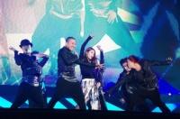 『SMTOWN LIVE WORLD TOUER III in TOKYO』のBoA