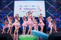SUPER☆GiRLS 『TOKYO IDOL FESTIVAL 2012』の模様