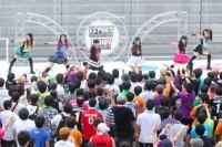 Party Rockets  『TOKYO IDOL FESTIVAL 2012』の模様