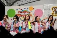 THEポッシボー 『TOKYO IDOL FESTIVAL 2012』の模様