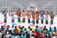 OSAKA翔GANGS  『TOKYO IDOL FESTIVAL 2012』の模様