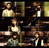 UVERworldのシングル「THE OVER」【通常盤】