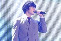 『JYP NATION in Japan 2012』に出演した2AMのジヌン