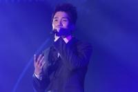 『JYP NATION in Japan 2012』に出演した2AMのチャンミン