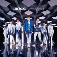 U-KISSのシングル「One of You」【CD+DVD】