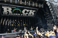 『ROCK IN JAPAN FESTIVAL 2012』1日目の模様 NICO Touches the Walls