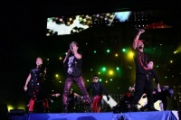 『a-nation 2012 stadium fes』に出演したBIGBANG
