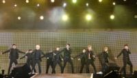 『a-nation 2012 stadium fes』に出演したSUPER JUNIOR