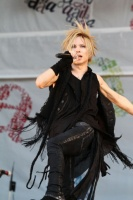 『a-nation 2012 stadium fes』に出演したAcid Black Cherry