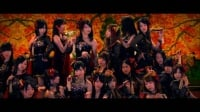AKB48 「UZA」カップリング<br>新チームA「孤独な星空」音楽ビデオより