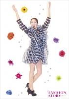 河北麻友子 映画『FASHION STORY-Model-』インタビュー(C)2012F.S.フィルムパートナーズ<br>⇒