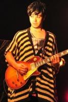 『くるりワンマンライブツアー2012<br>〜国民の性欲が第一〜』より<br>吉田省念
