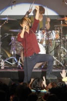 『oricon Sound Blowin'10th Anniversary supported by NTT西日本の模様』<br>Civilian Skunk(撮り下ろし写真:井原完祐)