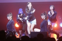 『oricon Sound Blowin'10th Anniversary supported by NTT西日本の模様』<br>Dancing Dolls(撮り下ろし写真:内野秀之)