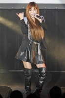 『oricon Sound Blowin'10th Anniversary supported by NTT西日本の模様』<br>Lily.μ(撮り下ろし写真:井原完祐)
